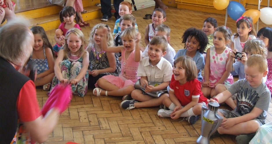 Childrens Entertainer Kent