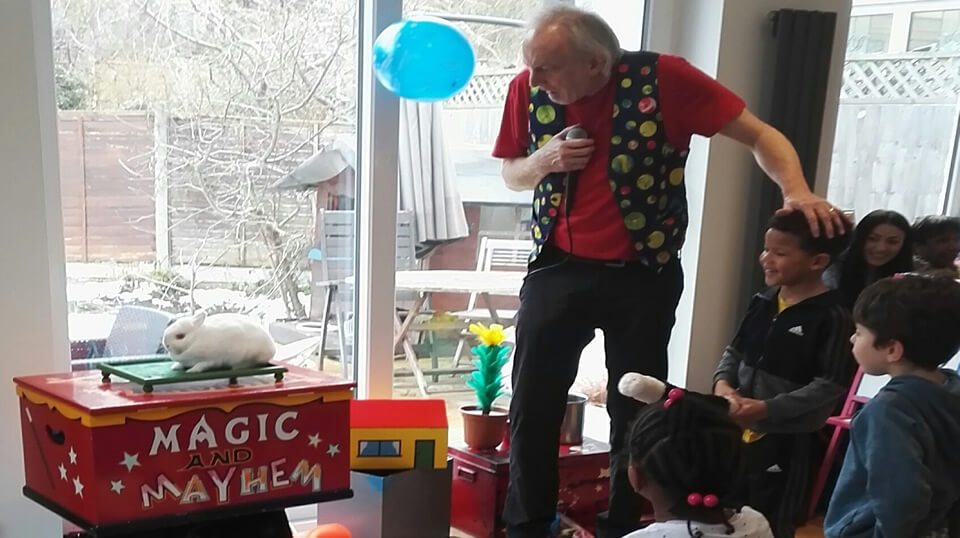 Magic Party in South London