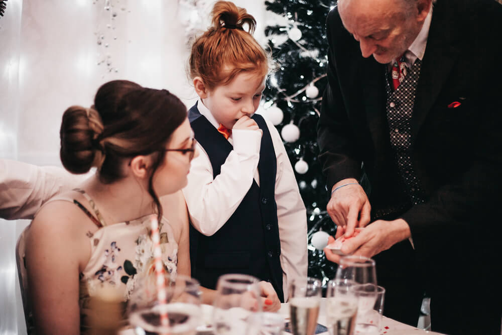 Micky Magician Wedding Hire